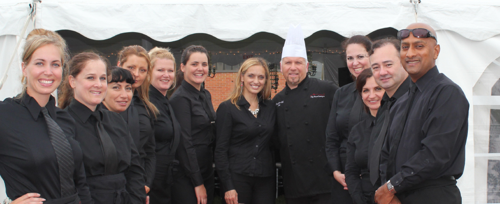 Caledon Catering & Events Staff