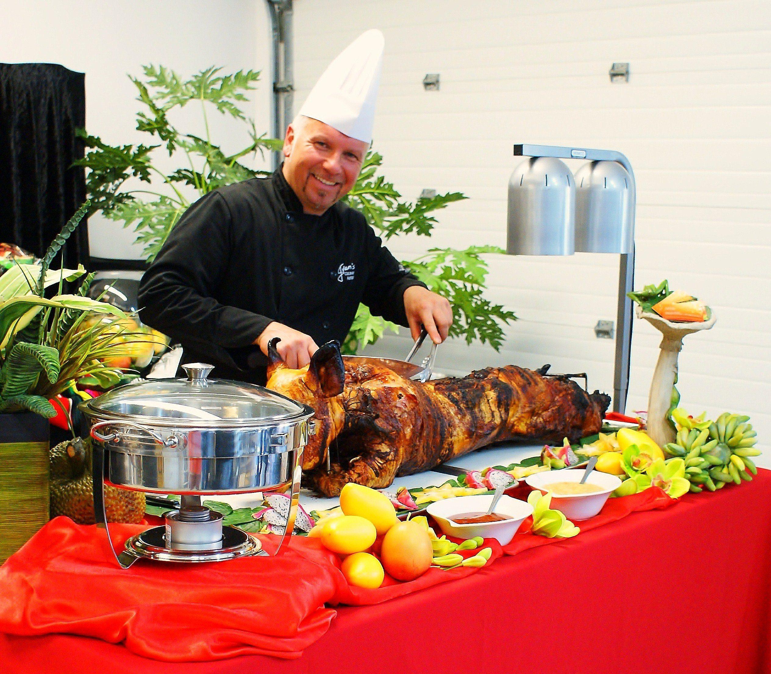 Chef Pig Roast